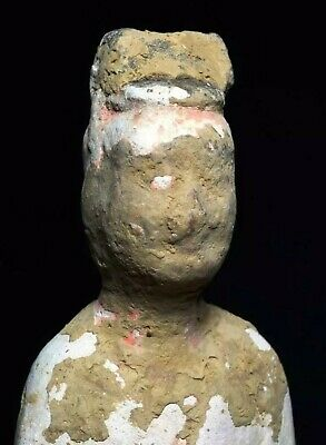 Ancient Chinese Tomb Figure over 2000 years old