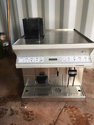 Starbucks Espresso Coffee Machine Cappuccino Thermoplan CTS1 B&W Black & White