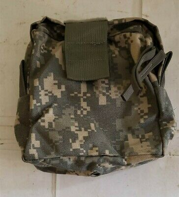 IFAK Medic First Aid Pouch Individual Carry Case Medical USGI ACU Molle Modular