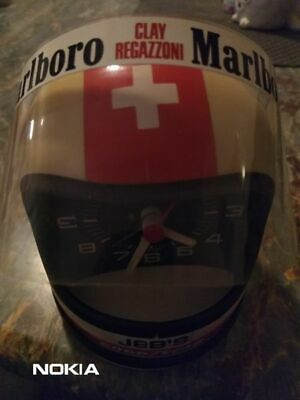 Clay regazzoni Tag Heuer Helm Wecker