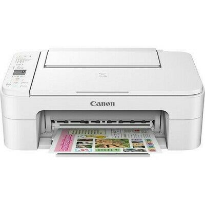 NEW! Canon - PIXMA TS3122 Authentic Wireless All-In-One Printer Ink Not Included