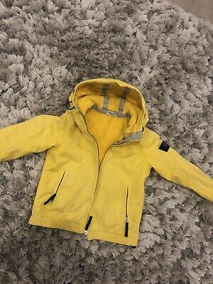 Boys Junior Stone Island Jacket Age 8
