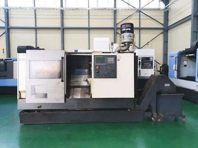 Hwacheon CUTEX-240A CNC Turning Center [#F]