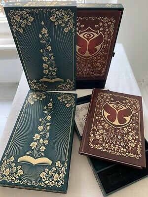 Coffret Collector Tomorrowland 2019 Treasure Case The Book Of Wisdom The Return