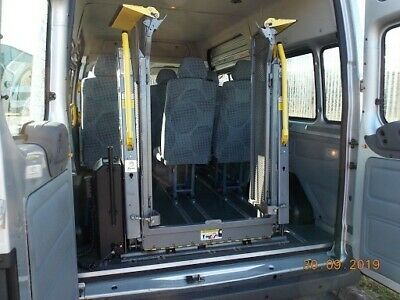 Ricon Wheelchair Van Lift 350kg