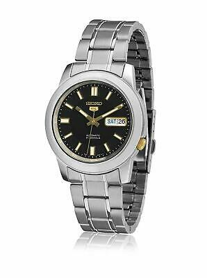 Seiko 5 Sports Automatic Silver Case Silver Stainless Steel Strap SNKK17K1 £169