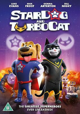 StarDog and TurboCat [DVD] RELEASED 30/03/2020