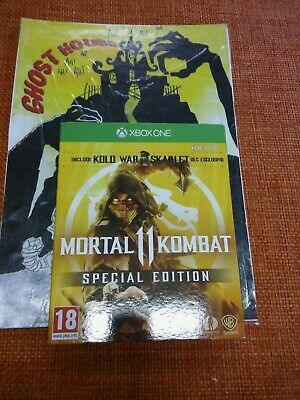 Mortal Kombat 11 Special Edition Xbox One  Pal