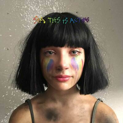 "CD SIA ""THIS IS ACTING -DELUXE-"". Nuevo y precintado"