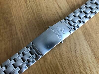 Omega Seamaster Professional 18mm Stainless Steel Watch Bracelet Strap 1502/824