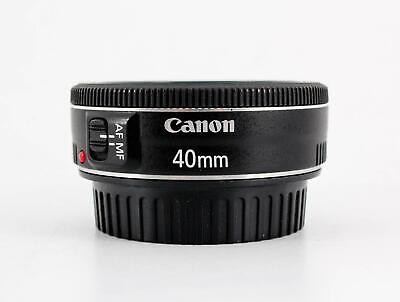 Canon EF 40mm f/2.8 STM (SKU:944915)