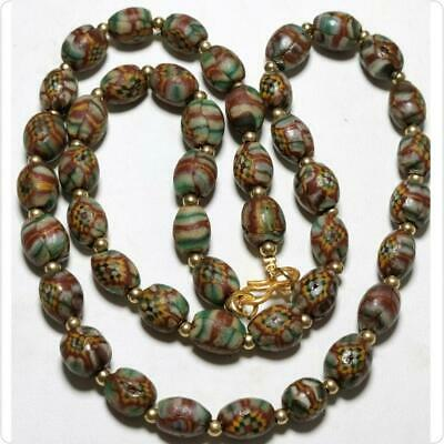 Lovely Necklace with Ancient rare Antique Roman lovely glass Beads