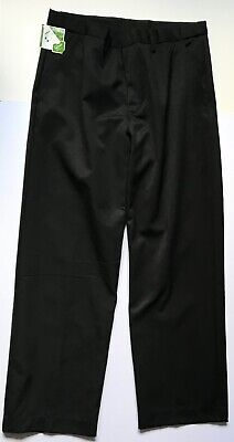 Bhs Boys School Trousers Black Age 13 Years Bnwot