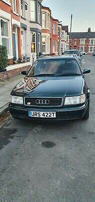1993 Audi UR S4 2.2 20v turbo  RS2+ spec Avant