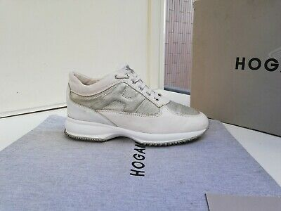 Scarpe Hogan N.39 Originali Interactive Donna Shoes Women Size NEW MODEL BIANCHE