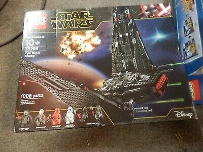 Lego Star Wars The Rise Of Skywalker Kylo Ren S Shuttle 75256 New In Box 84 99 Picclick