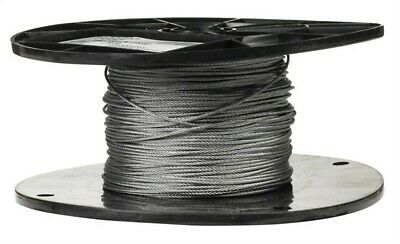 Cable 1/16 7X7 Galv (Pack Of 500)