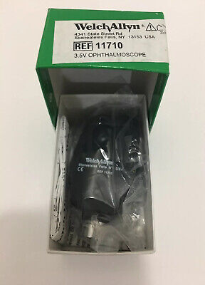 Welch Allyn Diagnostic Ophthalmoscope REF 11710 Head Only - New Open box