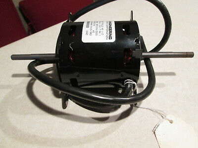 New Mclean Engineering 7121-2638 Motor Type: U21