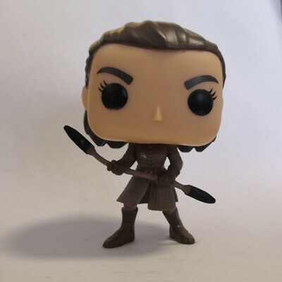 Funko Pop! The Game of Thrones Arya Stark with Spear in two Bits #79 Serie TV