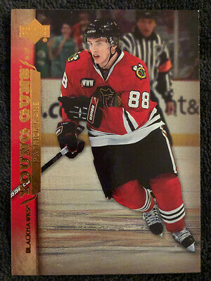 2007-08 Upper Deck UD Series 1 Hockey Young Guns PATRICK KANE Rookie Card