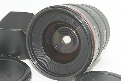 Canon EF 20-35mm f/2.8 L Wide Angle Zoom Lens w/ Hood [Exc+++] From JAPAN F/S