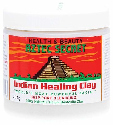 Indian Healing Facial Clay 454g - Aztec Secret