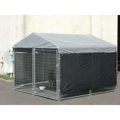 34 ft. x 57 in. Windscreen/Shade Cloth | Dog Kennel Outdoor Cage Extra Large Big