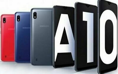 NEW Samsung Galaxy A10 2019 & A10S 32GB Dual SIM 4G LTE Android phone 3 COLOURS