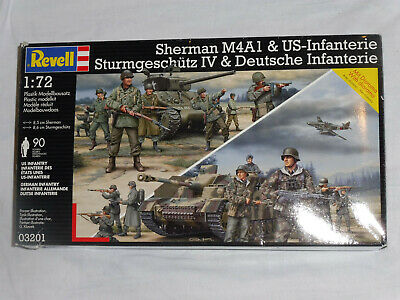 Revell 03201 Modellbau 1:72 Diorama Ardennen Battle of the Bulge WWII OVP
