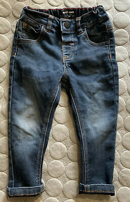 Next Toddler Boys Blue Skinny Jeans Age 12-18 Months