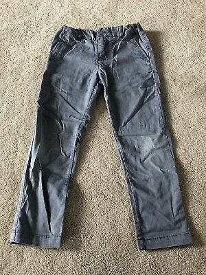 H&M Boys Casual Grey Casual Trouser/jeans 4-5 Years