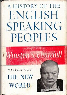 History Of The English Speaking Peoples Vol. 2 ... - Winston Churchill - Firs...