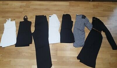 Maternity Clothes Bundle/feeding vests-size small and 8/10.