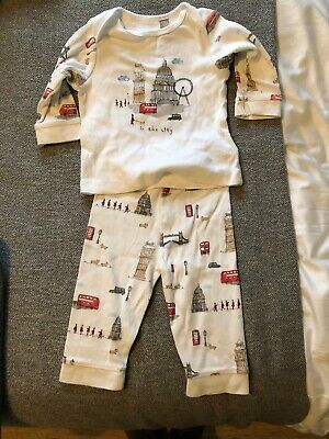 3-6 Month London Pyjamas From Mothercare