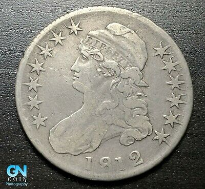 1812 Capped Bust Half Dollar  --  MAKE US AN OFFER!  #P6886
