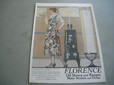 """coles phillips ad 1923 """"florence stoves"""""""