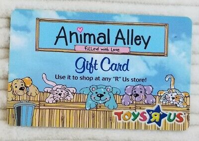 Collectable Gift Card $0.00 No Value  (lot 622