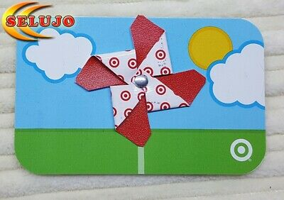 Collectable Target Gift Card $0.00 No Value   (lot 2)