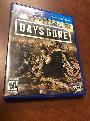 Days Gone ( PS4 / Playstation 4)