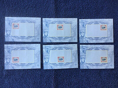 "USPS #4806 $2.00 ""Inverted Jenny""  6 Plate Positions With Corner / Center Stamps"