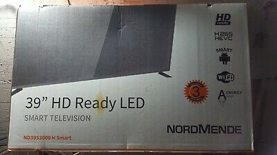 """Smart TV Nordmende ND39S3000H 39"""" HD Ready LED"""
