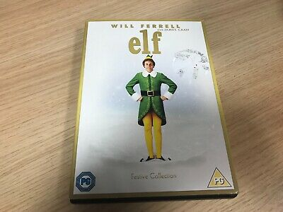 BOXED - Elf (DVD, 2018) _ Will Ferrell