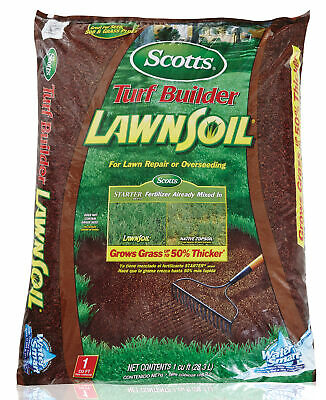Scott'S 79551750 1 Cu Ft Turf Builder® Lawnsoil™ .08-.03-.02