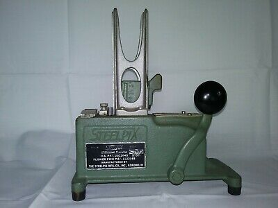 Professional Steelpix Floral Stemming Machine Model 35D