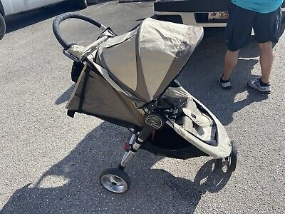 Baby Jogger City Mini Single Seat Stroller, Gently Used
