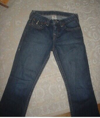 Boys True Religion Jeans Age 12
