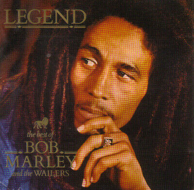 CD-Bob Marley & the Wailers/ Legend/ Best of 14 /Remaster Edt