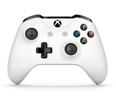 Official Microsoft Xbox One Wireless Controller - White - Brand New & Sealed