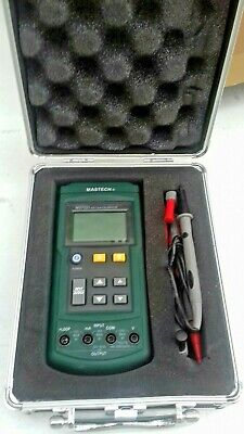 Mastech MS7221 Volt/mA Voltage Current Calibrator Tester